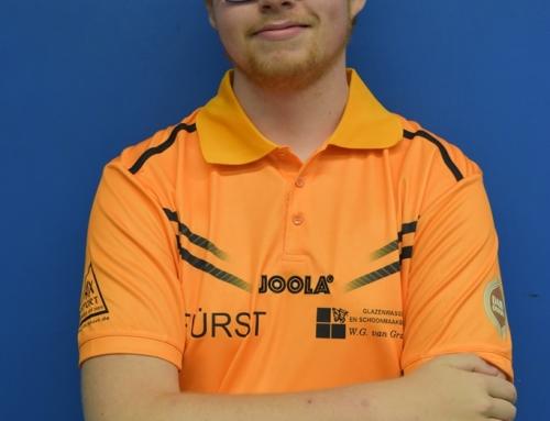 Zaterdag 10 november: Tim haalt halve finale op Jeugdranglijsttoernooi, Dames 1 wint ruim in Gouda, Heren 2 en 6 winnen, Heren 4 verliest