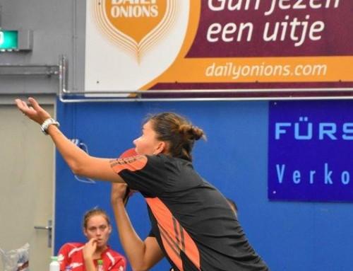 Dames TTV Lybrae kloppen landskampioen Dozy Den Helder 4-2