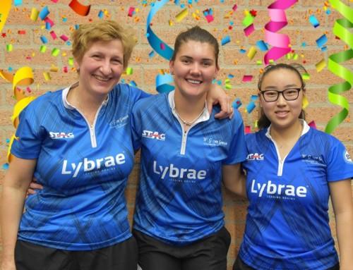 Lybrae wint 3-0 van VTV