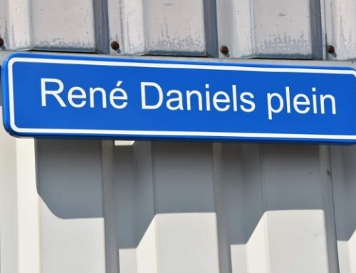 Onthulling herinnering René Daniels