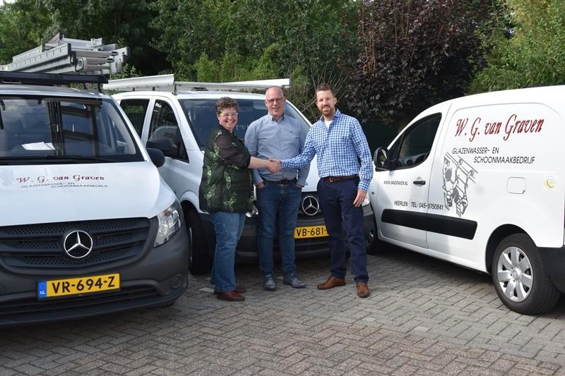 Van Graven sponsoring 2019