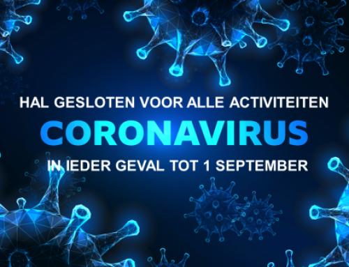 Corona update 07-05-2020: Sporten bij TTV Heerlen